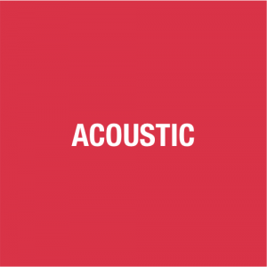 Acoustic-Red